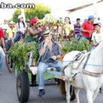 Cavalgada marca festejos de São Francisco na Fazenda Valentim