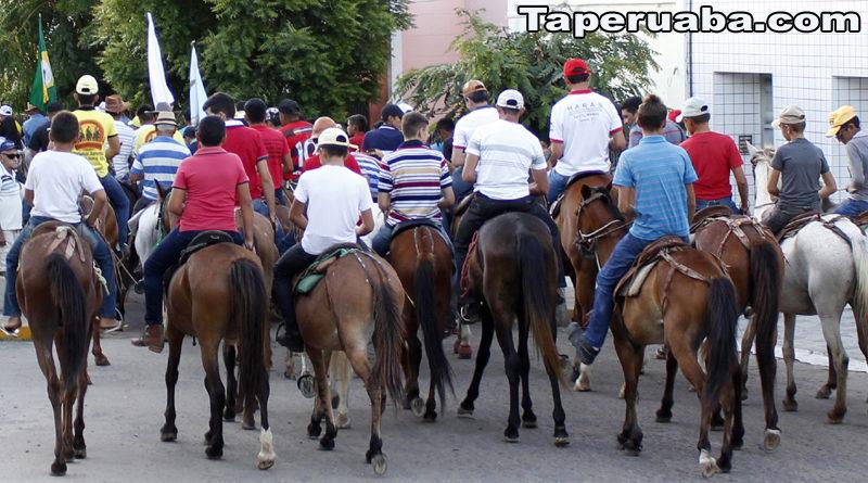 Cavalgada Família Brasileiro e Duarte