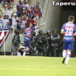 Fortaleza vence o Sampaio Corrêa no Castelão e está a um empate da final da Série C