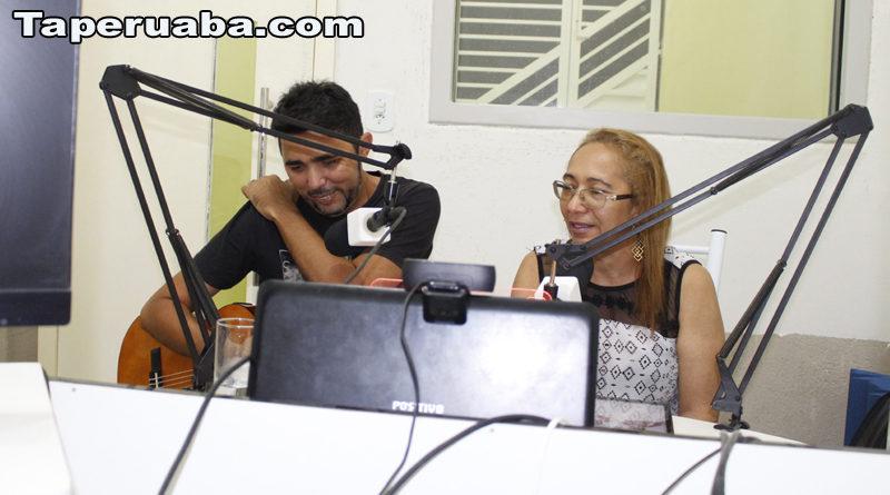 Jorge Vagner - Taperuaba FM