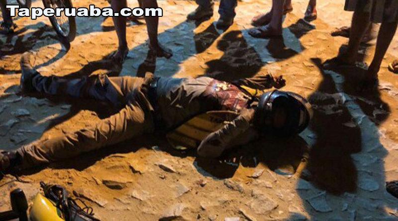 Moto taxista é morto em Jangurussu