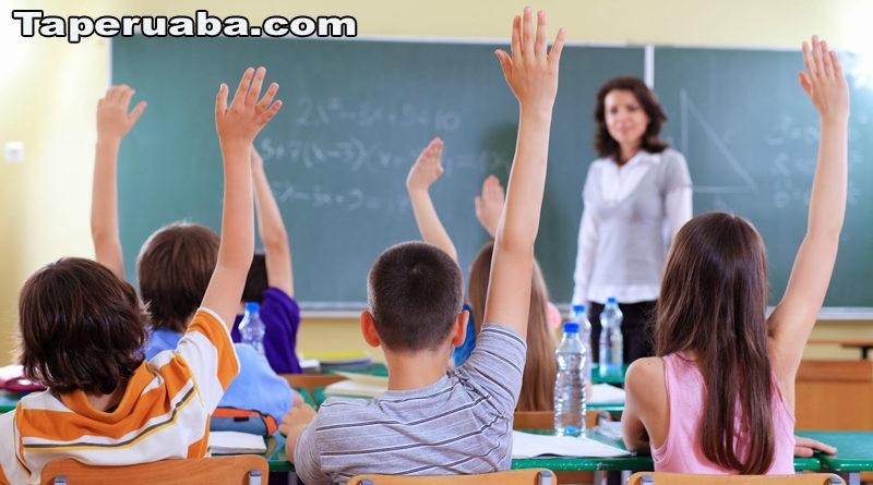 Sala de aula - Educação