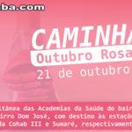 Outubro Rosa | VLT de Sobral terá passe livre amanhã para quem vestir rosa