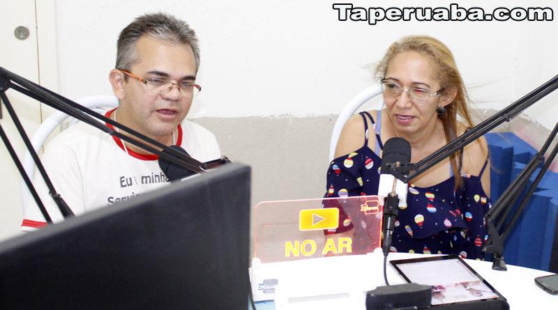 STC - Sistema Taperuabense de Comunicação