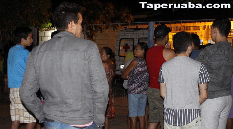 Acidene com vítima fatal em Taperuaba