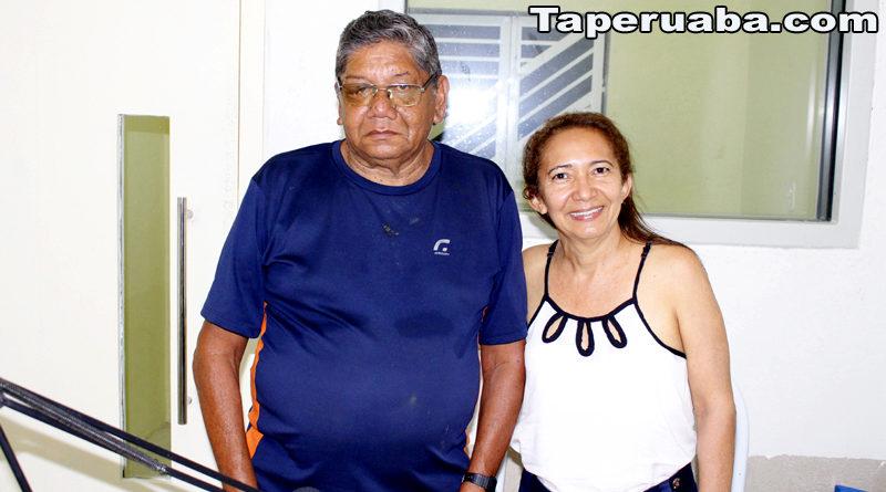 Almeida- Presidente do Cruzeiro de Taperuaba