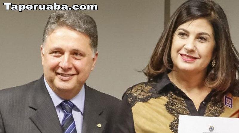 Anthony e Rosinha Garotinho