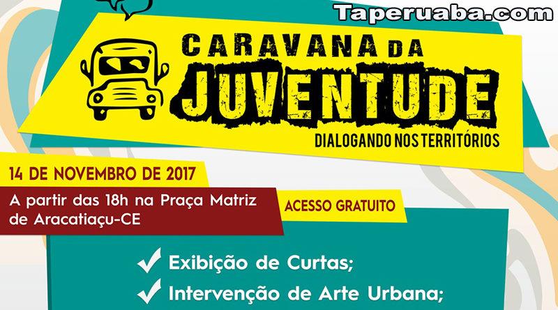 Caravana da Juventude em Aracatiaçu