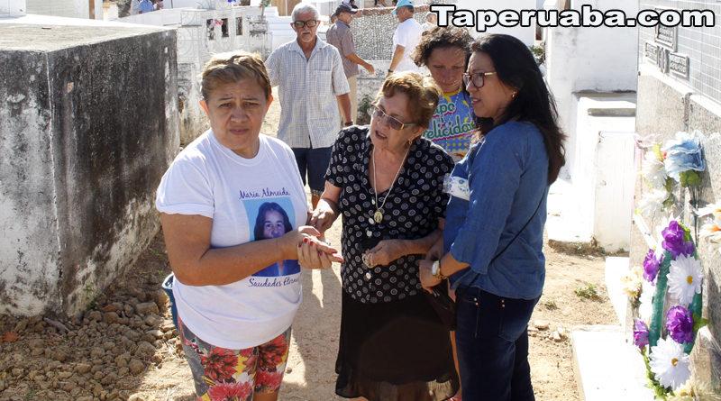 Dia de Finados em Taperuaba - 2017