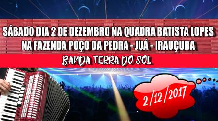 Festa em Juá 02 de desembro