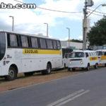Transporte escolar público de Sobral vai parar por falta de pagamento