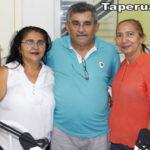 Professor Batista fala para o Sistema Taperuabense de  Comunicação (STC)