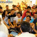Comunidade Católica Renascer em Cristo realiza retiro em Taperuaba