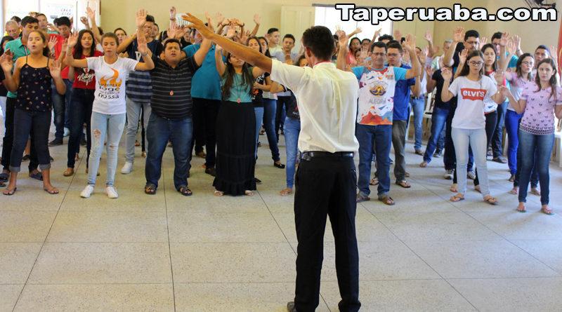 RCC de Taperuaba realiza Retiro