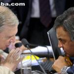 Aécio destitui Tasso do comando do PSDB e agrava crise na sigla