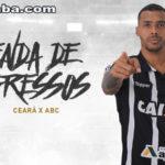 Ceará x ABC tem mais de 40 mil ingressos vendidos antecipadamente