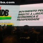 PMDB volta a se chamar MDB em convenção nacional