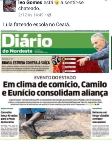 Post Ivo Gomes