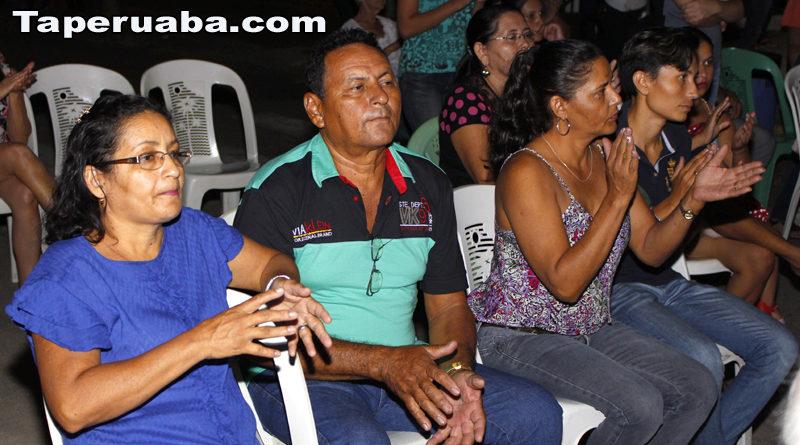 CCRC realiza noiote da Restauração em Taperuaba
