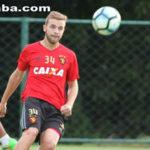 Ceará tem interesse no meia-atacante Thomás, do Sport