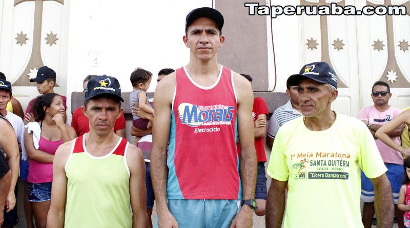 III corrida de rua solidária de Taperuaba