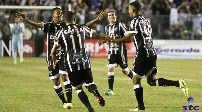 Ceará vence na estréia do Campeonato cearense 2018