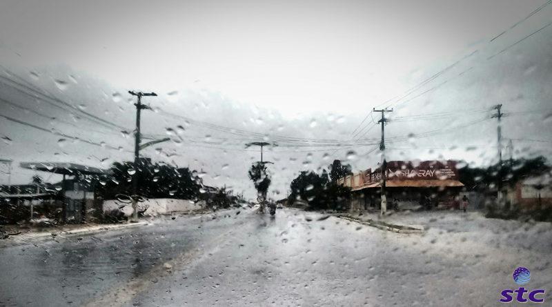 Chuva - Acaraú - CE