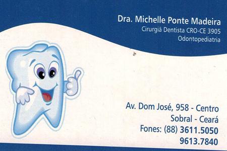 Dra. Michele Ponte Madeira