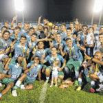 Floresta bate o Ceará por 3 a 1 e conquista a Taça dos Campeões Cearenses