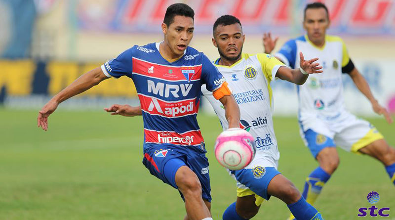 Horizonte vence Fortaleza