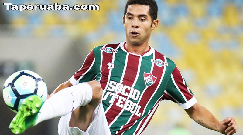 Lateral direito renato Ex Fluminense