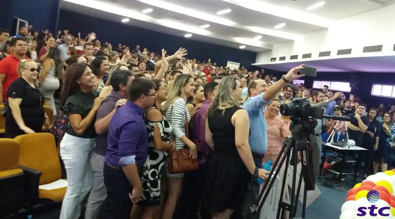 154 novo professores efetivos de Sobral