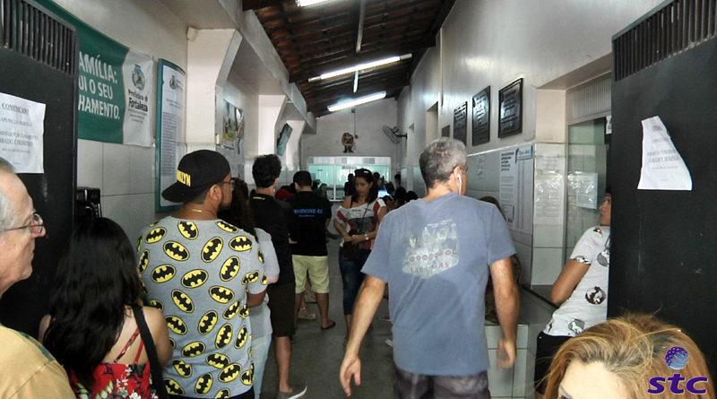 Vacina contra febre amarela em postos de Fortaleza
