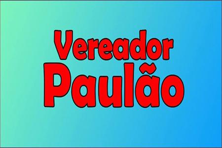 Vereador Paulão