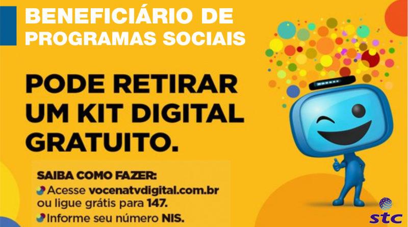 Kir digital gratuito em Taperuaba